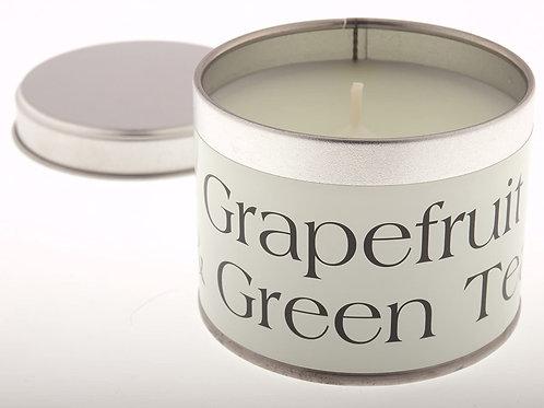 Pintail Candles - Grapefruit & Green Tea