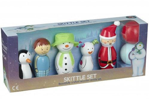 The Snowman & The Snowdog Skittles