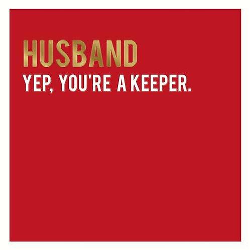 Valentine - husband