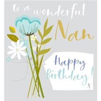 Nan birthday
