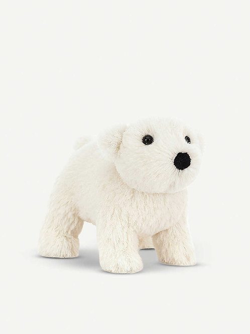 JELLYCAT Diddle Polar Bear soft toy 10cm