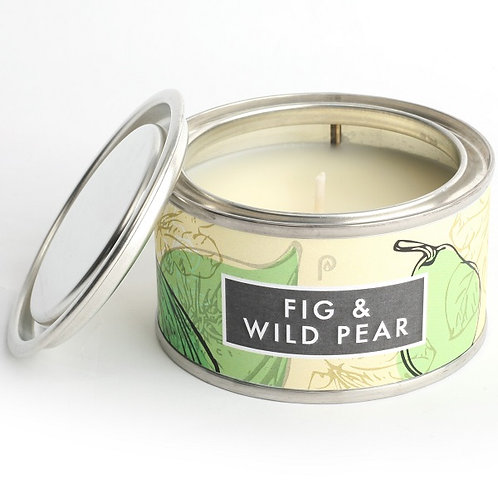 Pintail Candles - Fig & Wild Pear Small Elements Candle