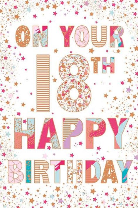 Birthday 18th