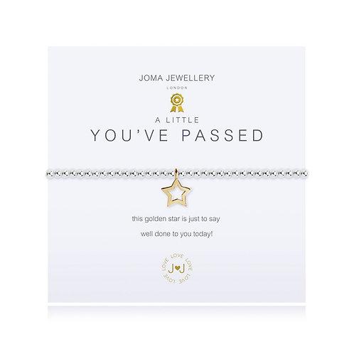 Joma Bracelet You've passed