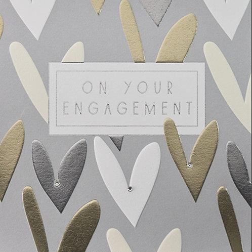 Wendy Jones Blackett - Engagement