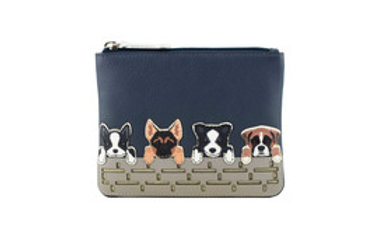 Mala Leather - Best friends collection coin purse