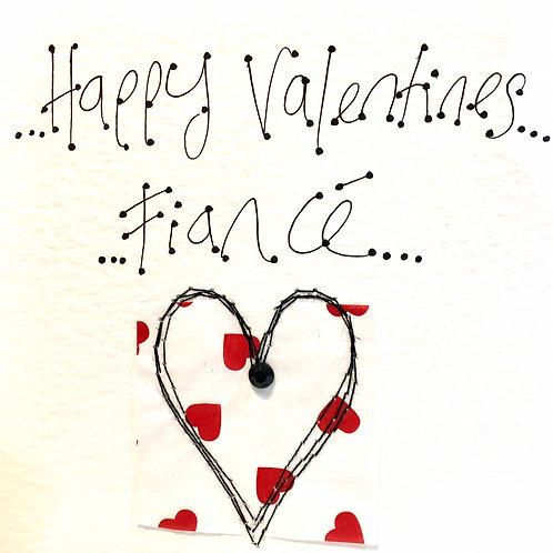 Valentine - fiancé