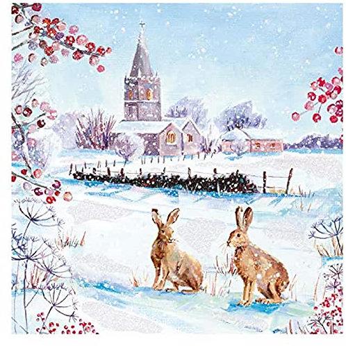 arity Christmas Card Pack - 6 Cards