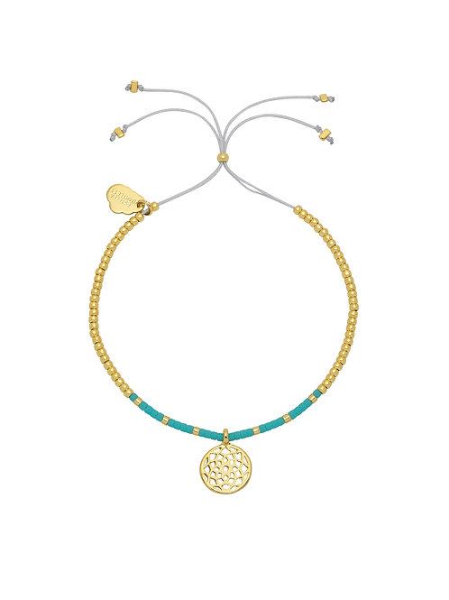 ESTELLA BARTLETT - Dream Catcher Gold Plated Bracelet