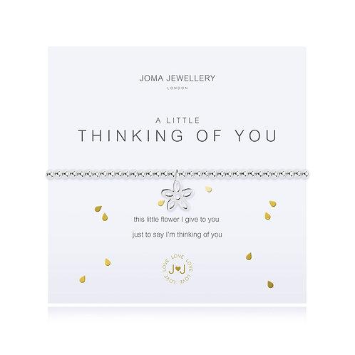 Joma Bracelet Thinking Of You