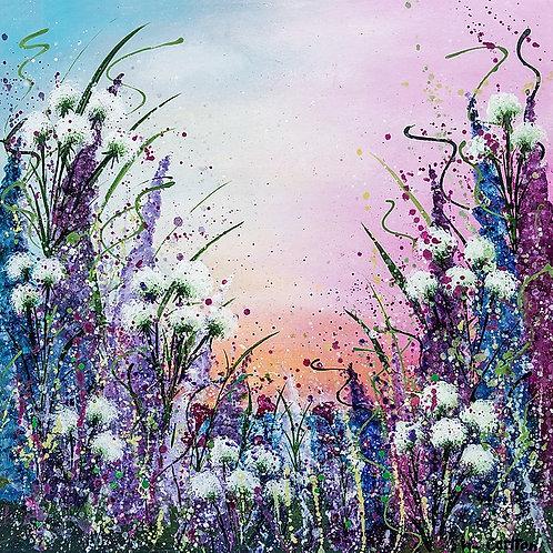 Blank floral
