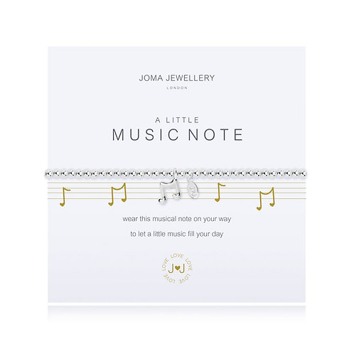 Joma Bracelet Music Note