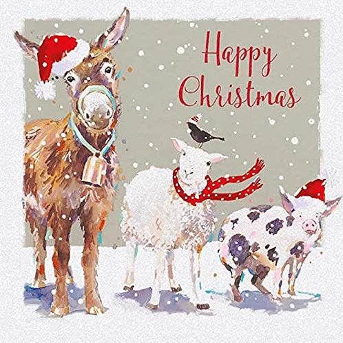 arity Christmas Card Pack - 6 Cards