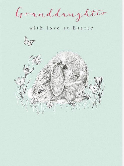 Woodmansterne - Easter Granddaughter