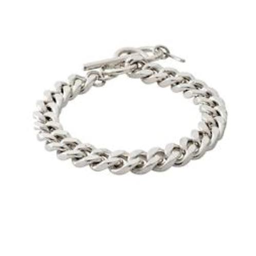 PILGRIM Bracelet : Water : Silver Plated