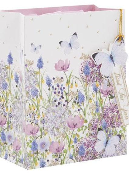 Glick Gift Bag - Lilac Garden  Small