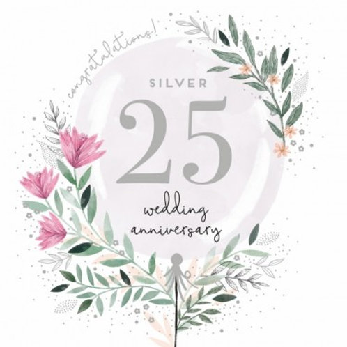Anniversary 25th