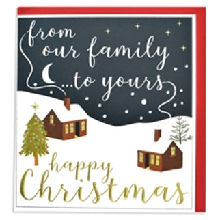 From our family to your family