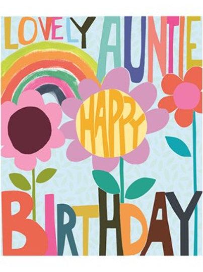 Auntie birthday