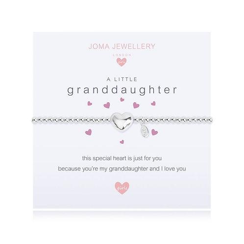 Joma Bracelet A Little Granddaughter