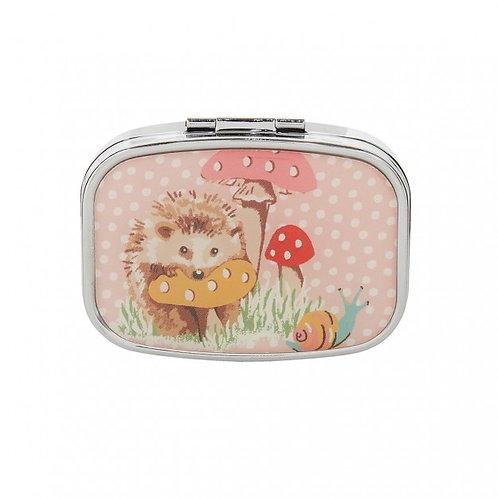 Cath Kidston Cath Kidston - Gardeners Club Compact Mirror Lip Balm