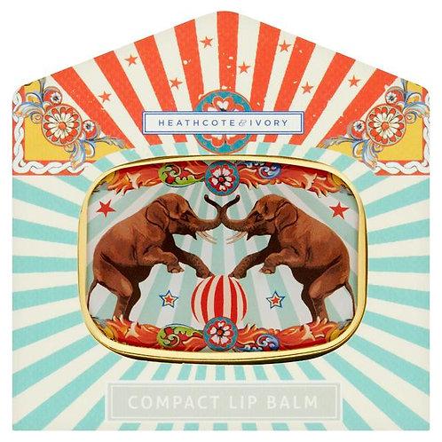 Grand Circus Lip Balm in Mirrored Compact - Elephant