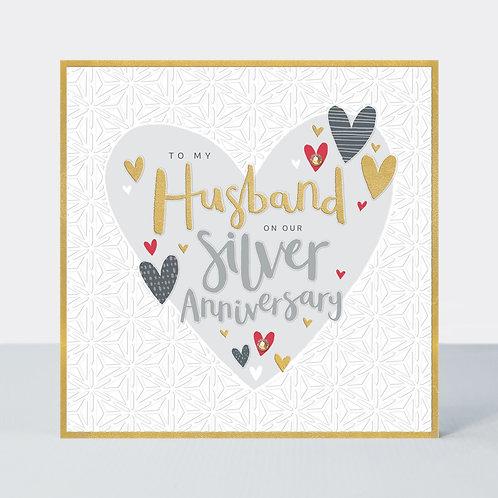 Anniversary - Husband Silver