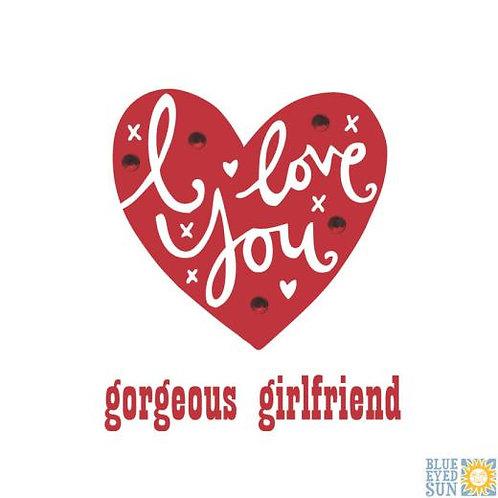 Valentine - girlfriend