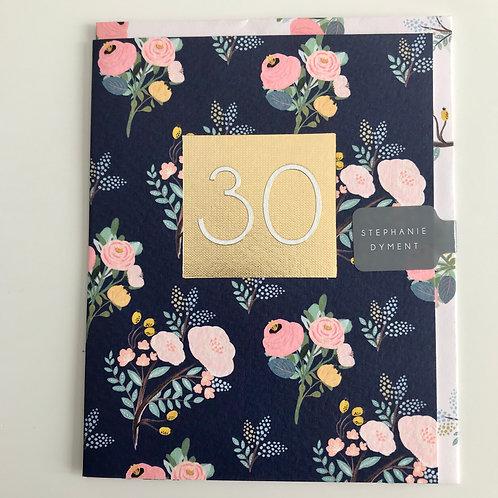 Birthday 30th