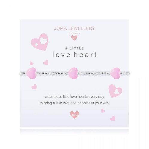 Joma Bracelet Love Heart