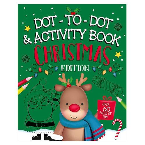 Christmas Dot to Dot Activity