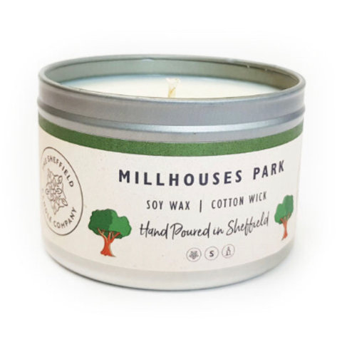 Sheffield Candle Company - Small Millhouses Park