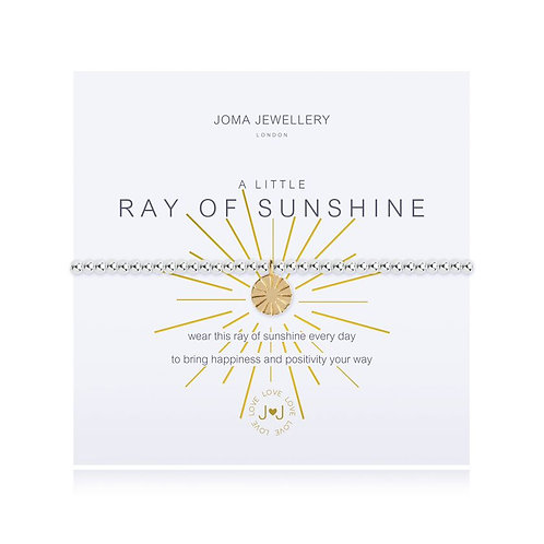 Joma Bracelet Ray Of Sunshine