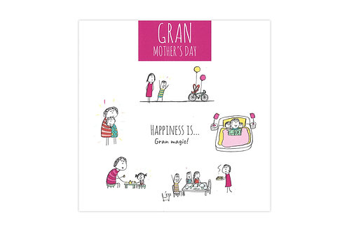 Mother's Day- Gran