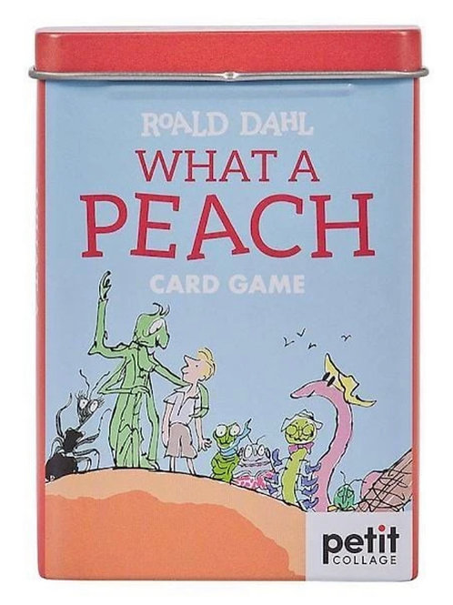 Roald Dahl What A Peach Card Game