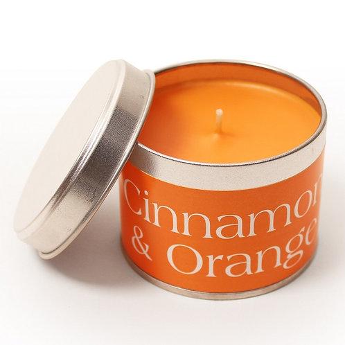 Cinnamon & Orange Coordinate Candle