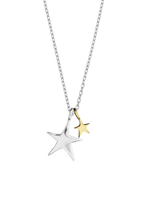 ESTELLA BARTLETT - Double Star Neclace