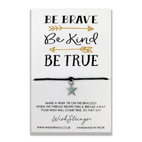 WISH STRINGS - Be kind be true