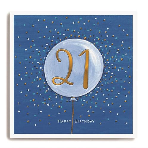 Janie Wilson Birthday 21st