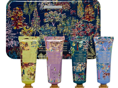 The Enchanted Forest Travel Collection Tin