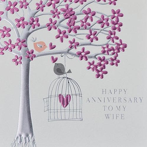 Wendy Jones Blackett - Birthday Wife