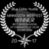 Minnesota Webfest Winner Blue Collar Hustle 2017