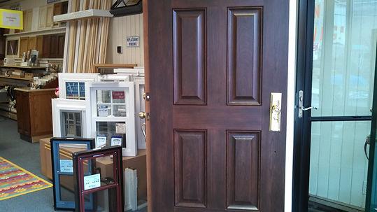 Exterior Door, Prime Door, Front Door