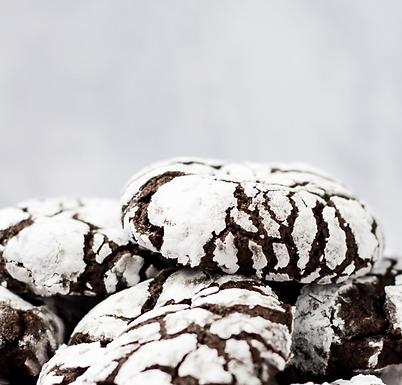 Chocolate Crinkle Cookies Kit