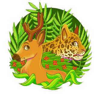The Stag and the Jaguar