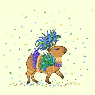 Carnival Capybara