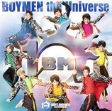 BOYS AND MEN『BOYMEN the Universe』【初回限定盤B】