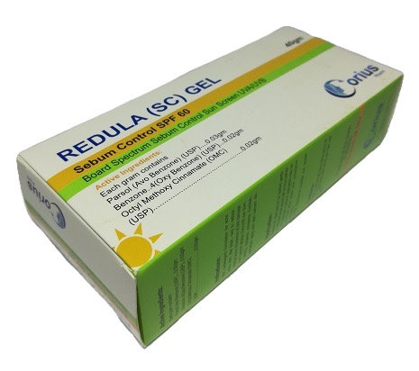 Redula SC (Sebum Control) Gel