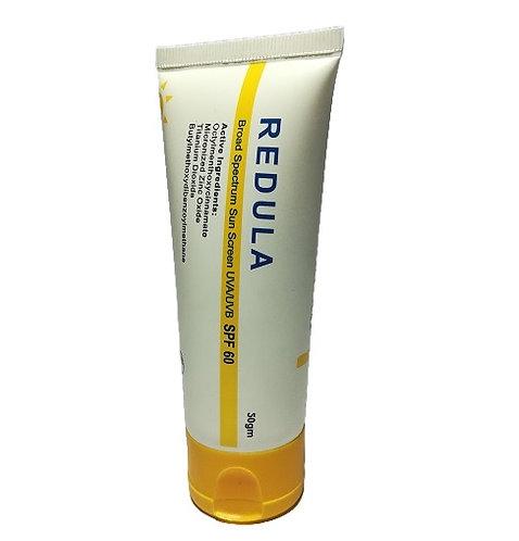 Redula Broad Spectrum UVA/UVB Sun Block