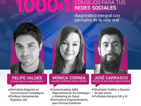 Webinar  26/08                                  1000&1 Consejos para tus REDES SOCIALES